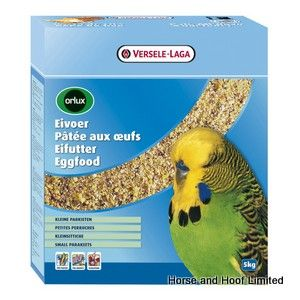 Versele Laga Orlux Dry Eggfood For Small Parakeets 1kg