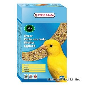 Versele Laga Orlux Eggfood For Dry Canaries 1kg