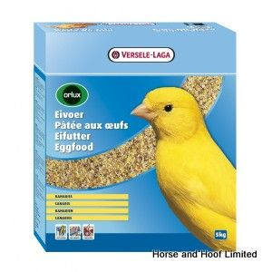 Versele Laga Orlux Eggfood For Dry Canaries 5kg