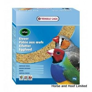 Versele Laga Orlux Eggfood For Dry Tropical Finches 1kg