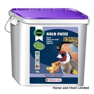 Versele Laga Orlux Gold Patee Feed For European Finches 5kg