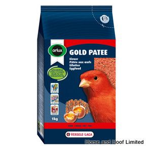 Versele Laga Orlux Gold Patee Red Canary Food 1kg