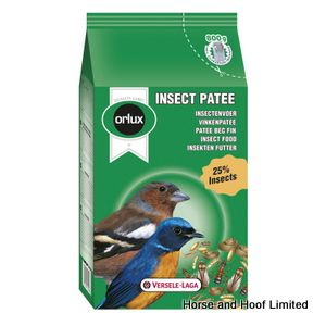 Versele Laga Orlux Insect Patee Food  For Insect Eating Birds 800g