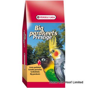Versele Laga Prestige Big Parakeet Feed Mixture 20kg