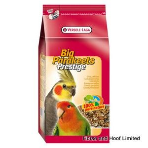 Versele Laga Prestige Food For Big Parakeets 6 x 1kg