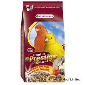 Versele Laga Prestige Premium Food For Canaries with VAM 4 x 2.5kg