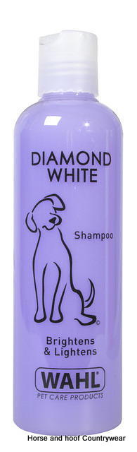 Wahl Smart Groom Diamond White Pet Shampoo 250ml