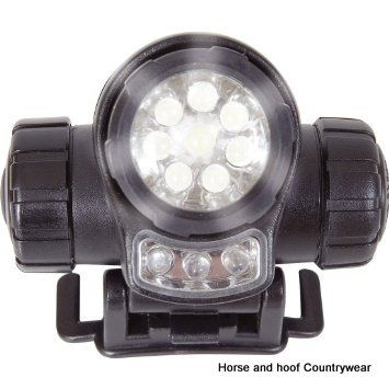 Web-tex 3 Function LED Headtorch