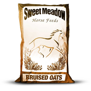 Young Animal Feeds Sweet Meadow Bruised Oats Horse Feed 20kg