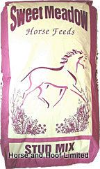 Young Animal Feeds Sweet Meadow Stud Mix Horse Feed 20kg