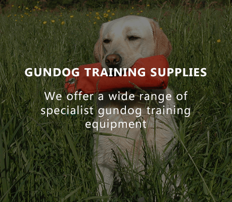 Shop Gundog Training Supplies